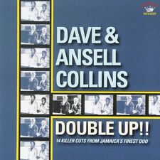 DAVE AND ANSELL COLLINS - DOUBLE UP  CD NEW+