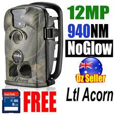 Ltl Acorn 12MP Trail camera Hunting FREE 8GB SD Card Farm Security IR 940NM