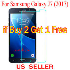 1x Clear Screen Protector Guard Cover Film Shield For Samsung Galaxy J7  (2017)