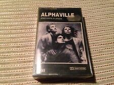 ALPHAVILLE SPANISH CASSETTE TAPE SPAIN AFTERNOONS IN UTOPIA SEALED SYNTH POP