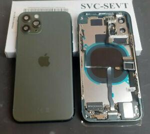 Akkudeckel für Original iPhone 11 Pro Gehäuse Rückdeckel Glas Vormontierte