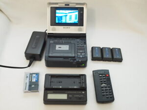 Walkman Sony GV-D1000E  miniDV Videorecorder DVin/out