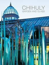 New Chihuly Garden and Glass (2011, Hardcover) Still Plastic Hand Blown Flowers