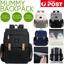 25L GENUINE LAND Multifunctional Baby Diaper Backpack Changing Bag Nappy Mummy