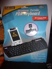 Stowaway Portable PDA Keyboard IPAQ 3800 3900 5400 NEW!