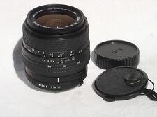 MINOLTA MD fit SIGMA DL ZOOM  35-80mm f 4-5.6 LENS