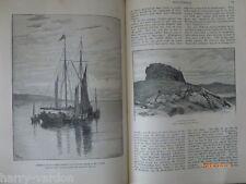Highlands Scotland Crofters Peat Uist Lewis Hebrides Victorian Article 1885