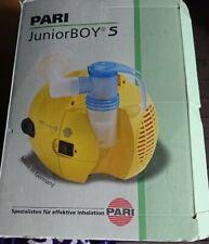 Pari Junior Boy S Inhaliergerät GEBRAUCHT   # !NICHT NEU! #