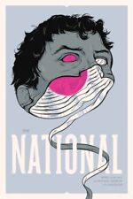 The National Concert Poster - Delicous Design League - Limited Edition of 64
