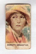figurina ANTEGUERRA ATTORI/CANTANTI DOROTY SEBASTIAN (2)