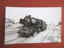 Foto Dampflok 50 3548-0 Güterzuglokomotive Umbau DDR 1970er DR DDR