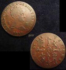 *GUTSE*584-ISABEL II, 8 MARAVEDIS 1846 JUBIA, EBC-