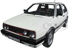 1990 VOLKSWAGEN GOLF GTI G60 WHITE 1/18 DIECAST MODEL CAR BY NOREV 188443