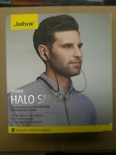 Jabra Halo Smart Wireless Stereo Earbuds Black