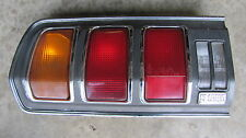 1977 Toyota Celica Liftback Gt Tail Light Lamp + Bezel Lh Left Driver Oem Vtg 77