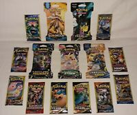 Pokemon Sealed Booster Packs / Nice Lot / 15 Packs / 13 Different Sets  ALL NEW