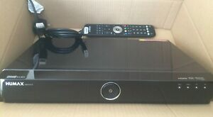 Humax HDR-FOX T2 Freeview+HD 500GB Twin Tuner Terrestrial Recorder NextDay Deliv