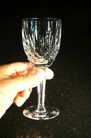Beautiful Waterford Crystal Kildare Small Claret Glass