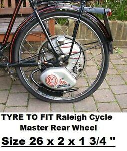 26x2x13/4 Raleigh  Cycle Master Tyre