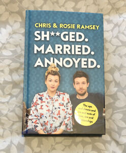 Sh**ed Married. Annoyed Hardback book