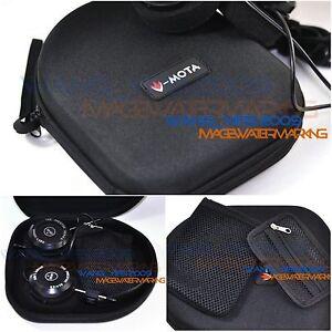 Hard Portable Travel Case Box Bag For Grado SR RS PS Alessandro Series Headphone