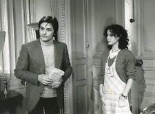 ALAIN DELON L'HOMME PRESSE 1977 VINTAGE PHOTO ORIGINAL #5
