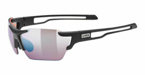 UVEX Sportstyle 803 SMALL CV Sunglasses - Color Vision Lens Tech- NEW+ Sleeve