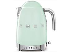 SMEG KLF04PGEU Wasserkocher Retro Style Pastellgrün