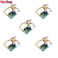 5pcs Pir Ir Pyroelectric Infrared Module Relay Output Human Body Sensor