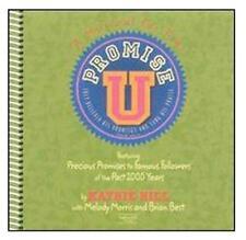 Promise U - MUSICAL FOR KIDS - KATHIE HILL - 11 TRACK MUSIC CD - LIKE NEW - G959