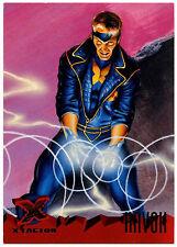 Havok #107 Marvel '95 Fleer Ultra X-Men Trade Card (C294)
