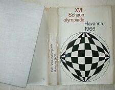 Schach  Schach-Olympiade Havanna 1966, Bobby Fischer in US-Mannschaft an Brett 1