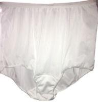 New NOS Vtg SEARS Panties Gusset Pillow tab Sissy Panty Briefs 8 NWOT