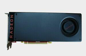 USED Dell AMD Radeon RX580 4GB GDDR5 3x DisplayPort 1x HDMI PCI-e VC JTPTC