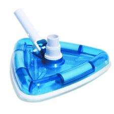 Poolmaster Clear-View Triangular Vinyl Liner Swimming Pool Vacuum 27514