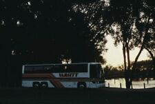 Varsity Serta bus Kodachrome original Kodak slide