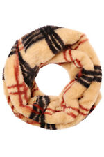 ScarvesMe Women's Winter Plaid and Check Faux Fur Warm Snood Infinity Scarf