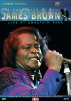 DVD The Godfather of Soul James Brown Live at Chastain Park Occasion