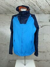 Men's 'Soviet' Lightweight Windbreaker Rain Mac Jacket Coat Large (1347)