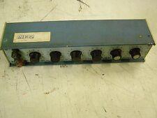 Hatfield Type 2901 Decade Resistor 1M ohm