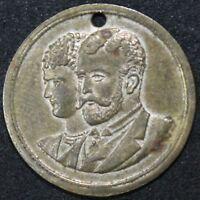 1893 | HRH Duke Of York & Princess Of Teck Medal | Medals | KM Coins