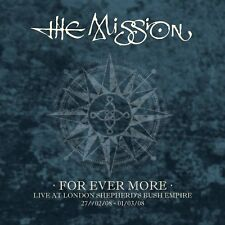 The Mission for ever More-Live at London - 5cd-Box