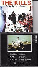 CD 12 TITRES THE KILLS MIDNIGHT BOOM DE 2008 EUROPE WIGCD184