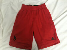 Adidas  Boys Shorts - Red Size Large