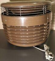 Vintage Hassock H12 Fan - 1 Style K Sears Roebuck Model 453-804202 Brown Tested