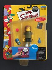 THE SIMPSONS DOLPH ACTION FIGURE WOS PLAYMATES INTERACTIVE