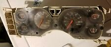 1979-86 Ford Mustang FOX Body Speedometer Gauges Cluster Tach Fairmont Zephyr