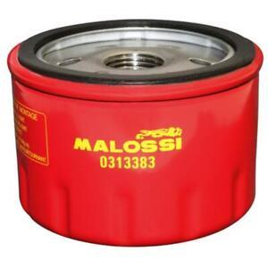 Filtre à huile Malossi pour Scooter Gilera 500 Fuoco 2007-2015 0313383 Neuf