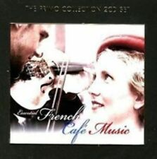 VARIOUS ARTISTS - FRENCH CAFE MUSIC NEW CD