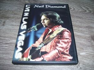 Neil Diamond - Live In Las Vegas * DVD 2007 PAL *